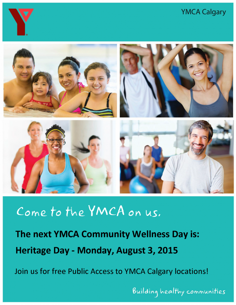 Community Wellness Day August 3